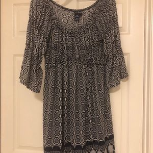 Women's large petite dress